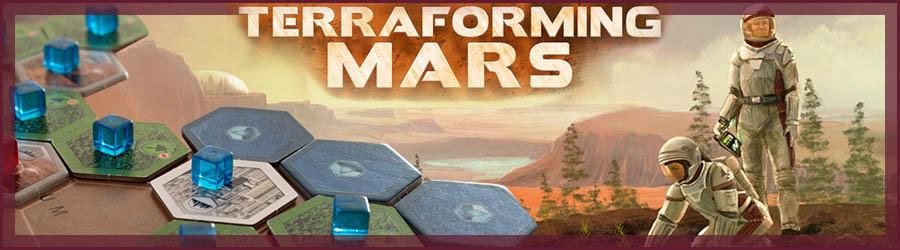 Deutscher Spielepreis 2017 Terraforming Mars