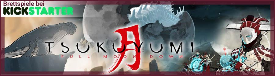 Tsukuyumi bei Kickstarter