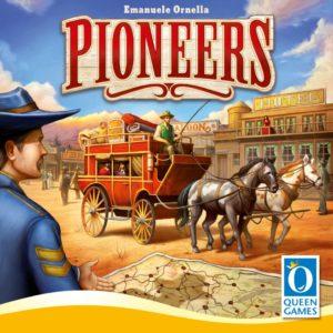 Pioneers SPIEL 17