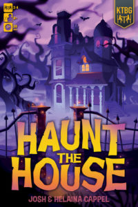 Haunt the House - Cover