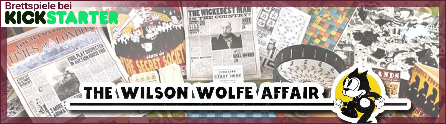 The Wilson Wolfe Affair