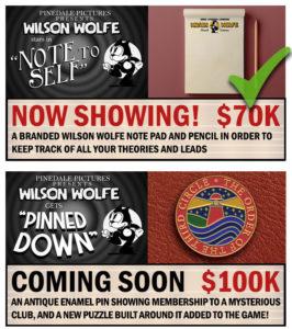 Wilson Wolfe Kickstarter