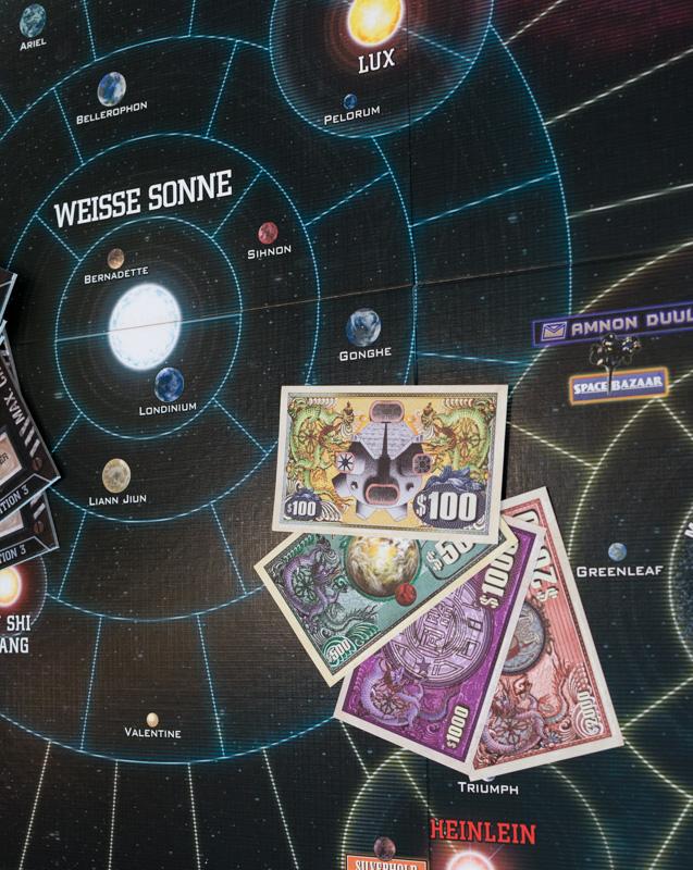 Firefly Board Game Game Board