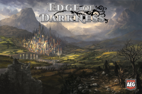 Edge of Darkness Cover
