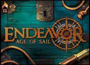 Endeavor Kickstarter
