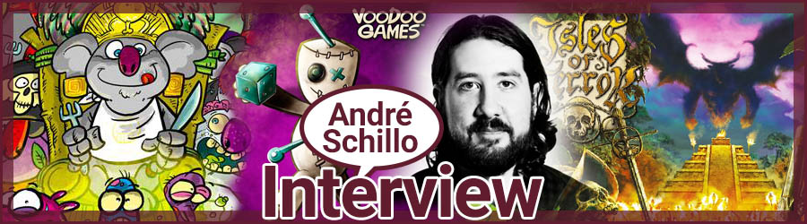 Interview André Schillo - Voodoo Games