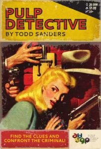 Pulp Detective Kickstarter