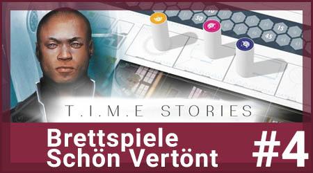 BSV Podcast 4: T.I.M.E Stories