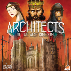Architects of the West Kingdom - Cover