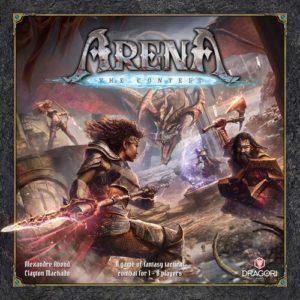 Kickstarter: Arena the Contest