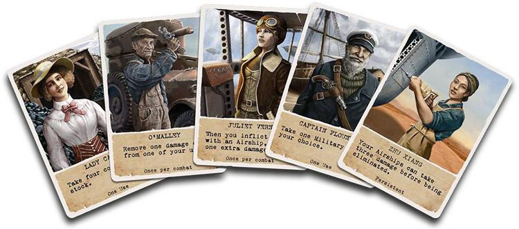 AuZtralien Helfer Karten