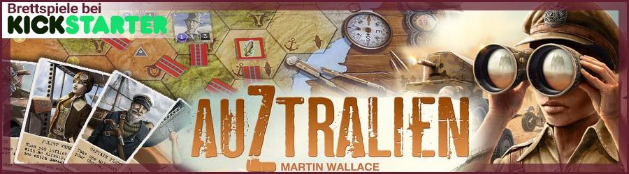 AuZtralien bei Kickstarter