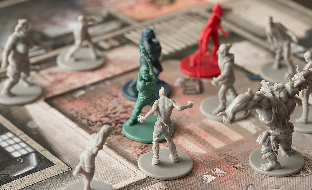 Miniaturen in Brettspielen - Zombicide
