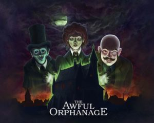 The Awful Orphanage Kickstarter