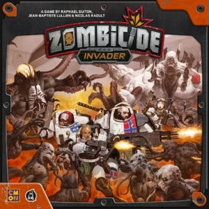 Zombicide Invader Cover