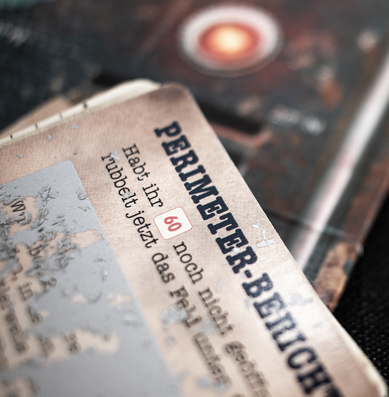 Pandemic Legacy Rubbelfeld