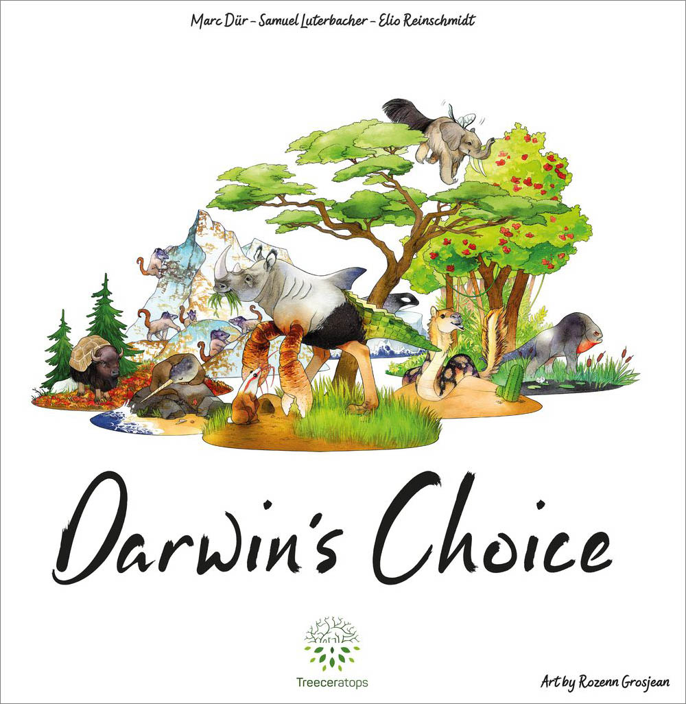 Darwin's Choice Cover