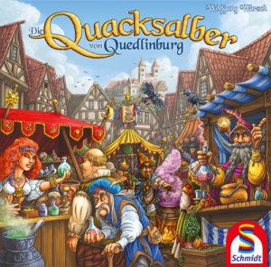 Die Quacksalber von Quedlinburg Cover