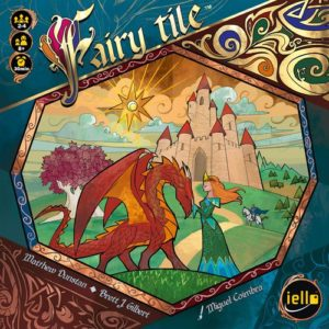 Fairy Tile Cover