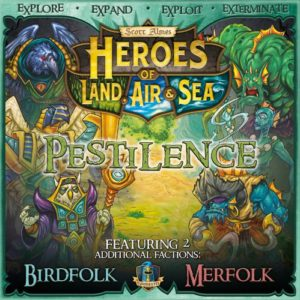 Heroes of Land, Air & Sea Pestilence