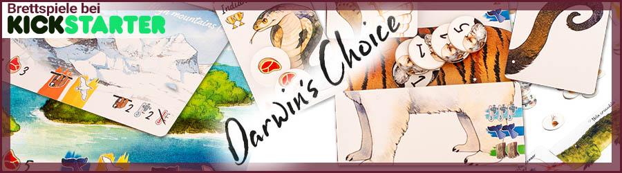 Darwin's Choice bei Kickstarter