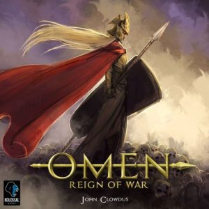 The omen Saga - Reign of War