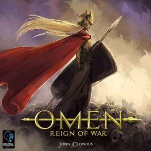 The omen Saga - Reign of War
