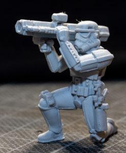 Star Wars Legion Heavy Stormtrooper