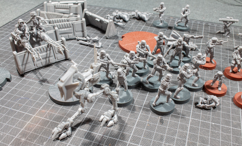 Star Wars Legion Miniaturen