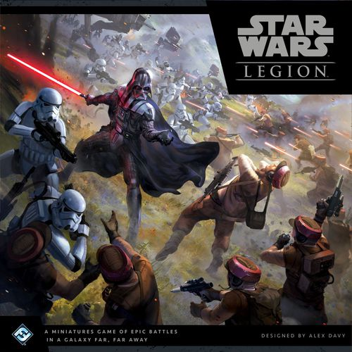 Star Wars Legion Cover