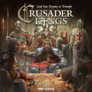 Crusader Kings The Boardgame