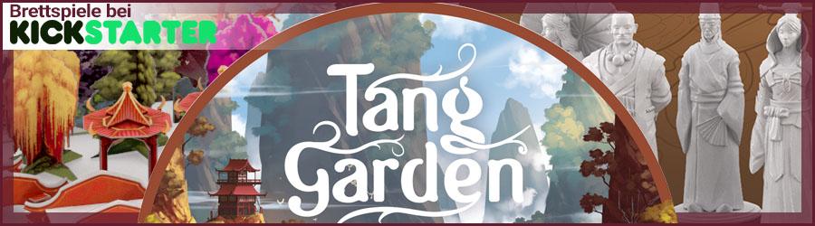 Brettspiele bei Kickstarter: Tang Garden