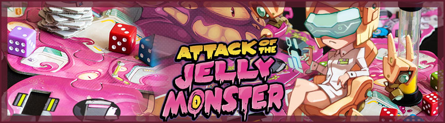 Rezension: Attack of the Jelly Monster