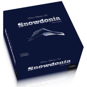 Snowdonia Deluxe Master Edition Cover