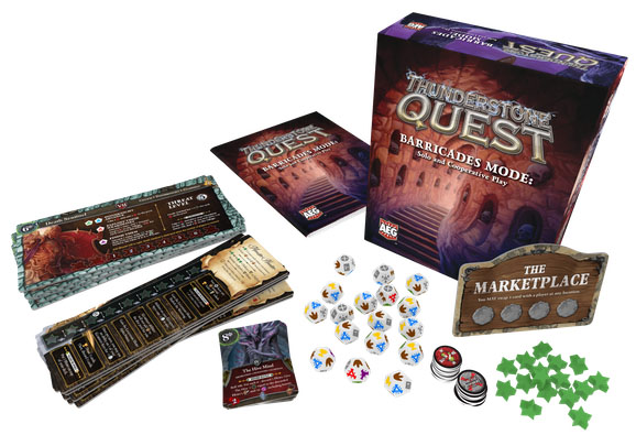Thunderstone Quest Barricades Mode