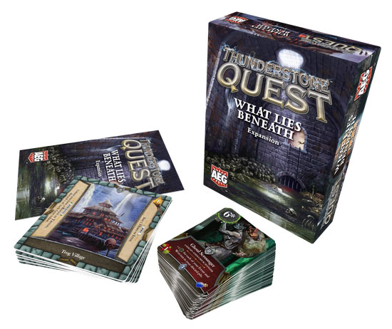 Thunderstone Quest What Lies Beneath