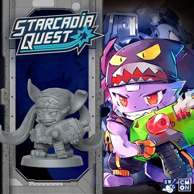 Starcadia Quest Helden