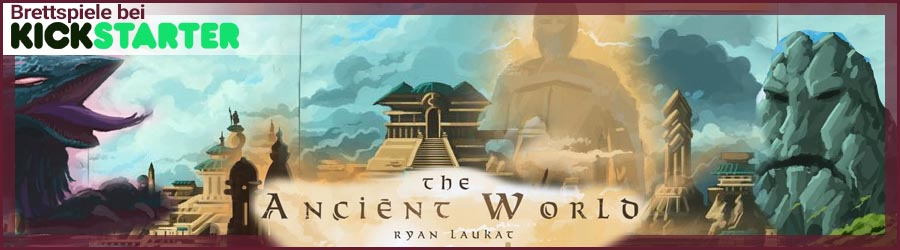 Kickstarter Preview: The Ancient World