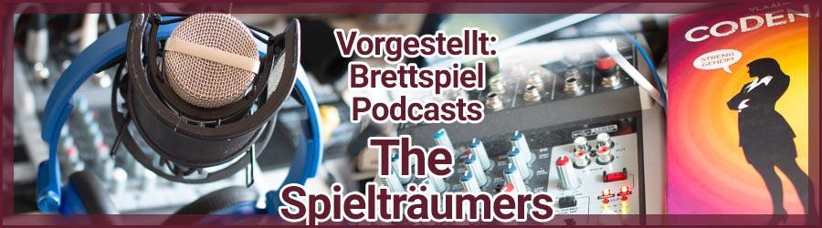 Brettspiel Podcast The Spielträumers