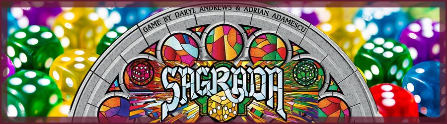 Sagrada Brettspiel Review