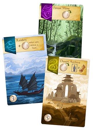 The Ancient World Karten