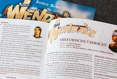 Wendake Handbuch