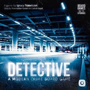 Detective Box Cover