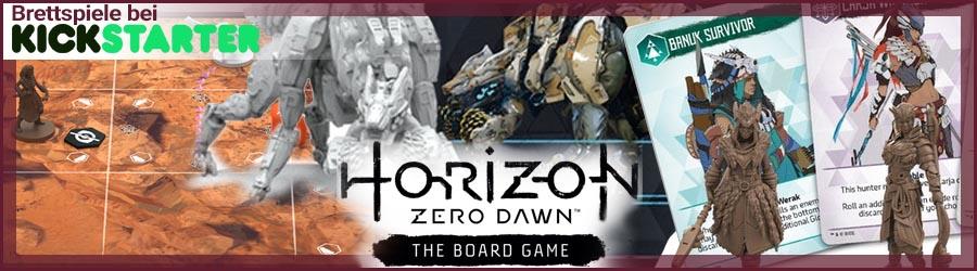 Horizon Zero Dawn auf Kickstarter