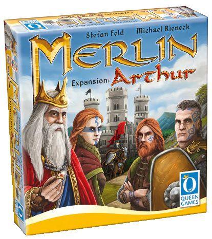 Arthur Erweiterung zu Merlin