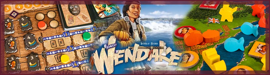 Brettspiel Review Wendake