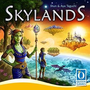 Skylands Cover