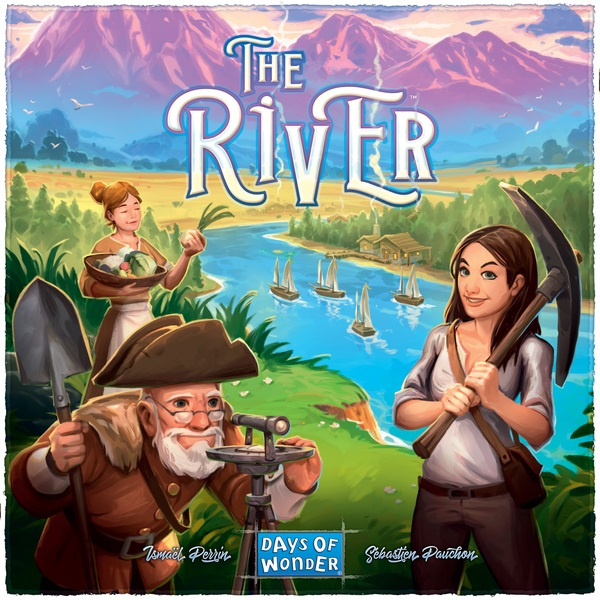 The River Brettspiel Cover