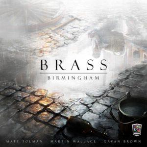 Brass: Birmingham Cover