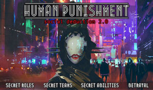 Human Punishment Cover